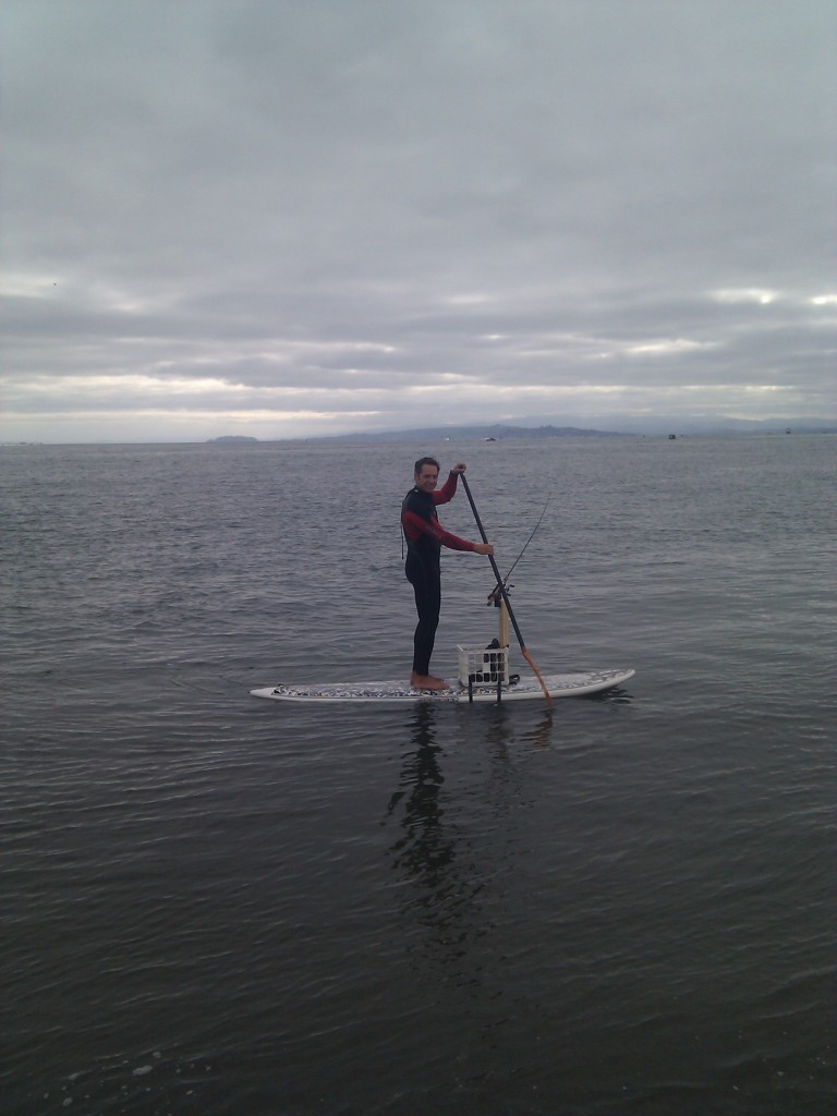 sup fishing in astoria oregon