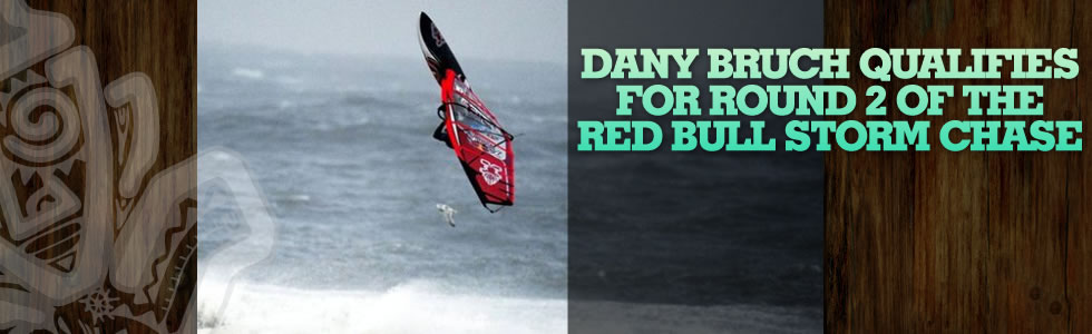 Dany Bruch qualifies for Round 2 of the Red B…
