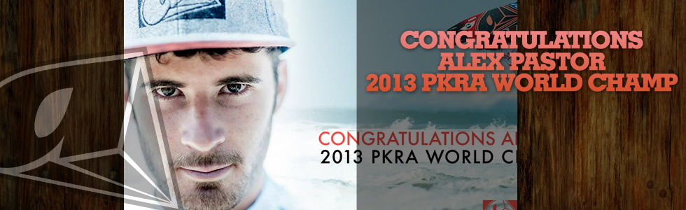 Congratulations to Alex Pastor – 2013 PKRA Ch…