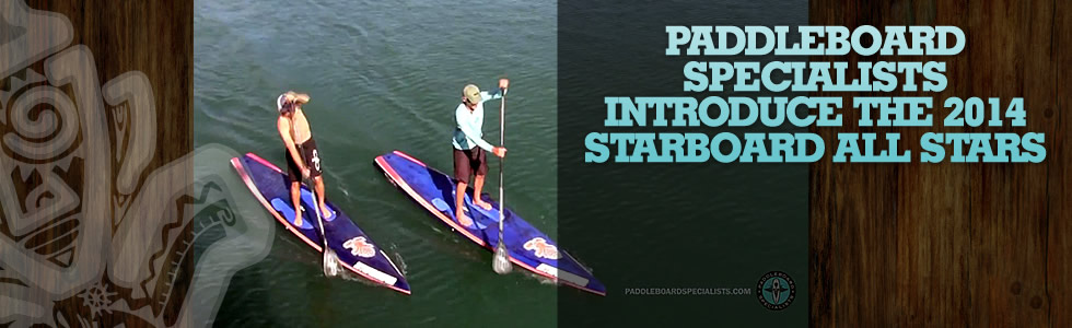 Paddleboard Specialists introduce the 2014 St…