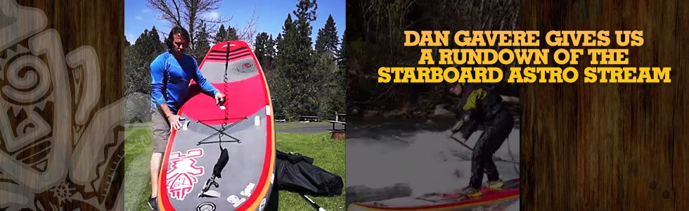 Dan Gavere gives us a rundown of the Starboar…