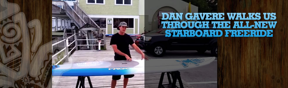 Dan Gavere walks us through the all new Starb…