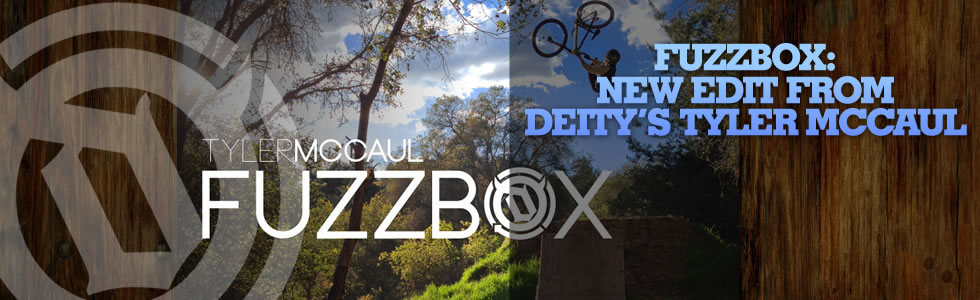 New Edit from Deity's Tyler McCaul