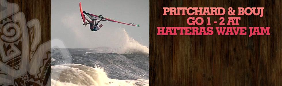 Pritchard & Bouj go 1-2 at Wind-NC Hatteras W…