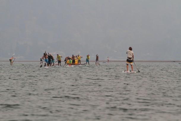 2015 Gorge Paddle Challenge